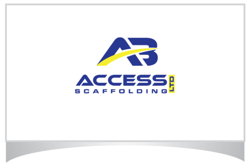 AB Access Scaffolding ltd A Logo, Monogram, or Icon  Draft # 117 by bloomingbud