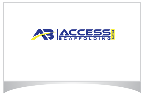 AB Access Scaffolding ltd A Logo, Monogram, or Icon  Draft # 130 by bloomingbud