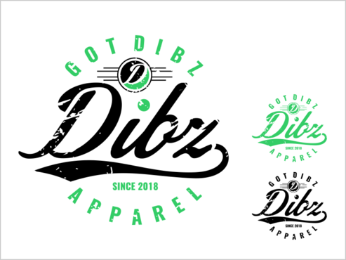 DIBZ A Logo, Monogram, or Icon  Draft # 64 by thebullet