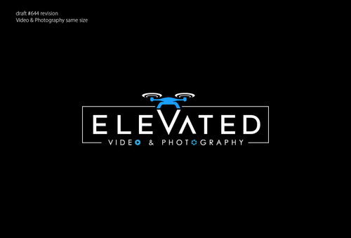Elevated Video & Photography A Logo, Monogram, or Icon  Draft # 1032 by EEgraphix