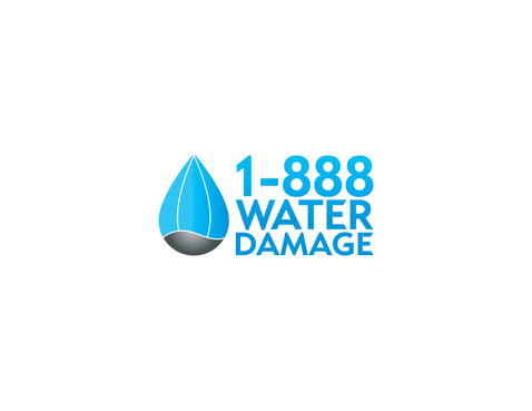 1-888-Water-Damage A Logo, Monogram, or Icon  Draft # 130 by Nicanice