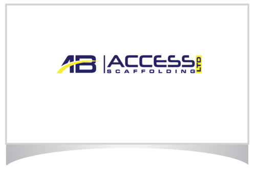 AB Access Scaffolding ltd A Logo, Monogram, or Icon  Draft # 164 by bloomingbud