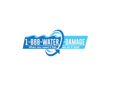 Design by designviktor For Logo for Water Damage Restoration Company
