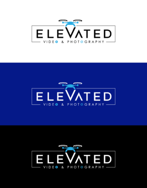 Elevated Video & Photography Logo Winning Design by EEgraphix
