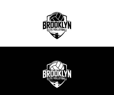 Brooklyn Elite Volleyball A Logo, Monogram, or Icon  Draft # 529 by Designeye