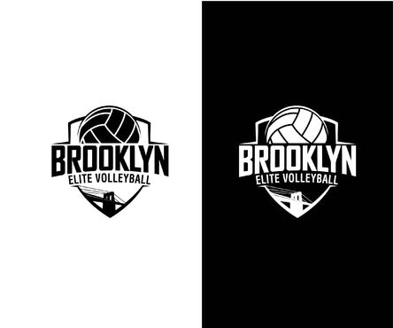 Brooklyn Elite Volleyball A Logo, Monogram, or Icon  Draft # 554 by Designeye