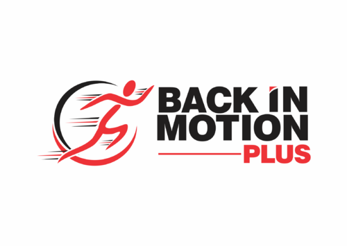 Back In Motion Plus A Logo, Monogram, or Icon  Draft # 363 by purplepatch
