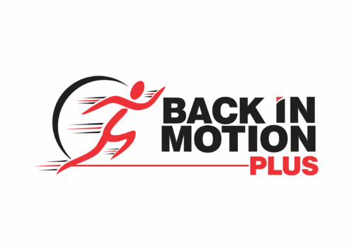 Back In Motion Plus A Logo, Monogram, or Icon  Draft # 373 by purplepatch