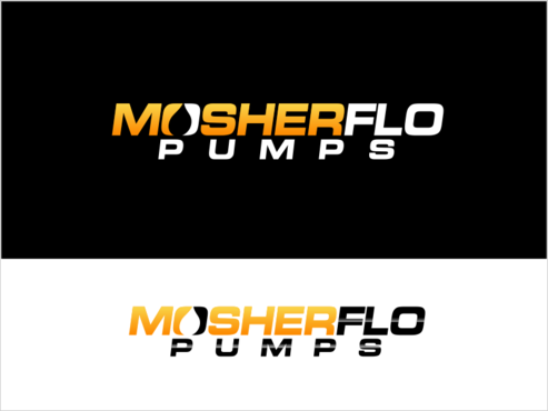Mosherflo Pumps, LLC. A Logo, Monogram, or Icon  Draft # 60 by thebullet
