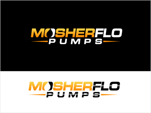 Mosherflo Pumps, LLC. A Logo, Monogram, or Icon  Draft # 62 by thebullet