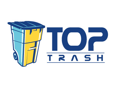 TOP Trash A Logo, Monogram, or Icon  Draft # 46 by jaydesign