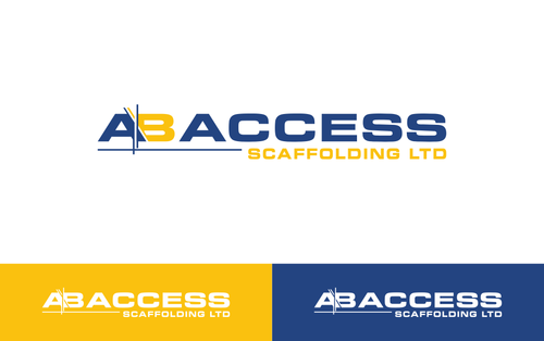 AB Access Scaffolding ltd A Logo, Monogram, or Icon  Draft # 192 by onetwo
