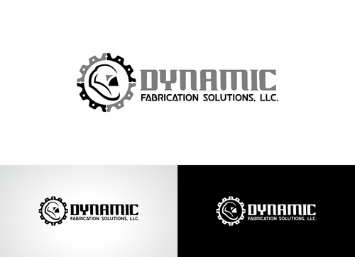 Dynamic Fabrication Solutions, LLC. A Logo, Monogram, or Icon  Draft # 20 by Adwebicon