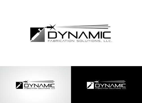 Dynamic Fabrication Solutions, LLC. A Logo, Monogram, or Icon  Draft # 21 by Adwebicon