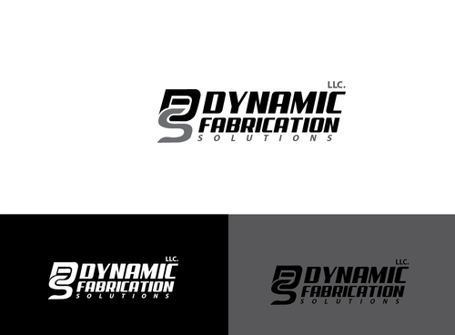 Dynamic Fabrication Solutions, LLC. A Logo, Monogram, or Icon  Draft # 22 by Adwebicon