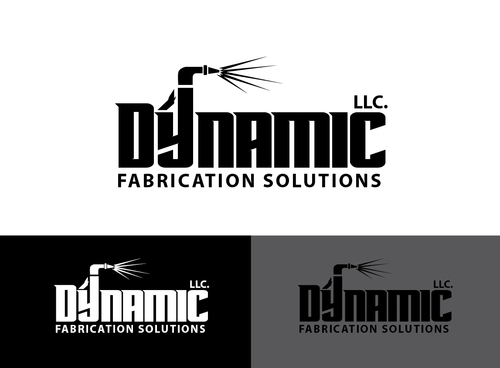 Dynamic Fabrication Solutions, LLC. A Logo, Monogram, or Icon  Draft # 23 by Adwebicon