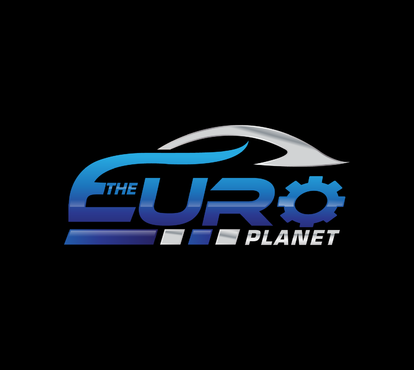 The Euro Planet Logo Winning Design by Goldeni