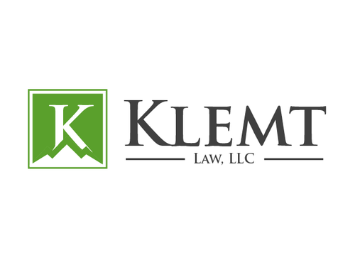 Klemt Law, LLC A Logo, Monogram, or Icon  Draft # 119 by putra3