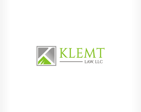 Klemt Law, LLC A Logo, Monogram, or Icon  Draft # 120 by javavu