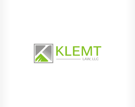 Klemt Law, LLC A Logo, Monogram, or Icon  Draft # 121 by javavu