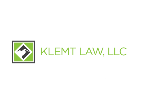 Klemt Law, LLC A Logo, Monogram, or Icon  Draft # 123 by putra3