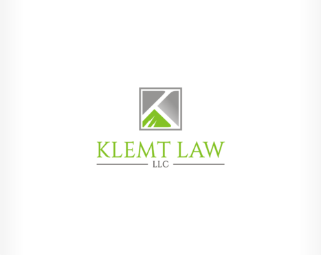 Klemt Law, LLC A Logo, Monogram, or Icon  Draft # 124 by javavu