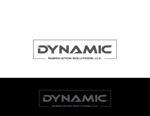 Dynamic Fabrication Solutions, LLC. Logo Winning Design by momin123