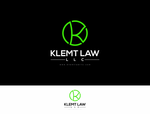 Klemt Law, LLC A Logo, Monogram, or Icon  Draft # 125 by HandsomeRomeo
