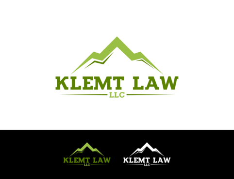 Klemt Law, LLC A Logo, Monogram, or Icon  Draft # 128 by penalogo14