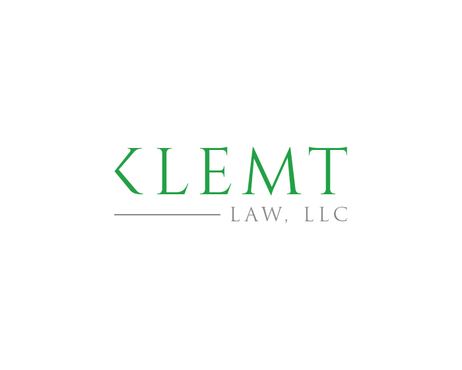 Klemt Law, LLC A Logo, Monogram, or Icon  Draft # 131 by Artisi