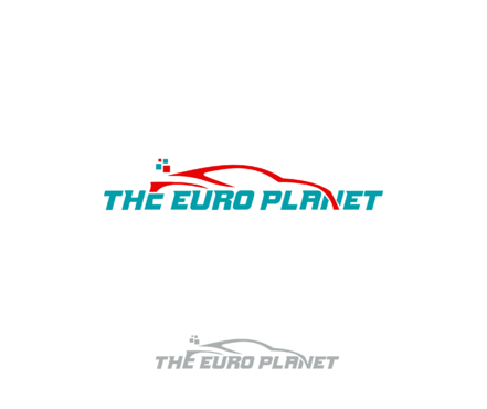 The Euro Planet A Logo, Monogram, or Icon  Draft # 37 by saimnaaz