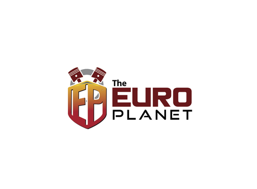 The Euro Planet A Logo, Monogram, or Icon  Draft # 52 by Adwebicon