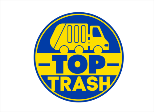 TOP Trash A Logo, Monogram, or Icon  Draft # 379 by UniekDesign