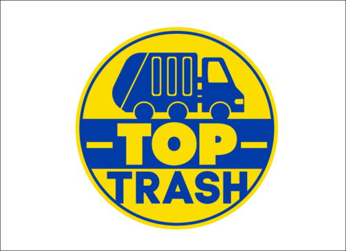 TOP Trash A Logo, Monogram, or Icon  Draft # 380 by UniekDesign