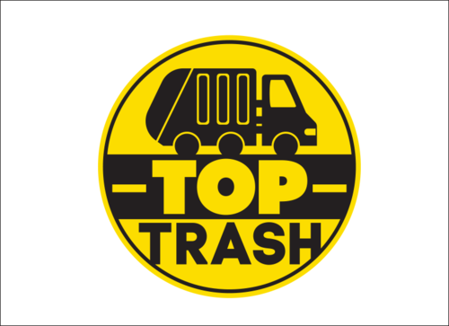 TOP Trash A Logo, Monogram, or Icon  Draft # 381 by UniekDesign