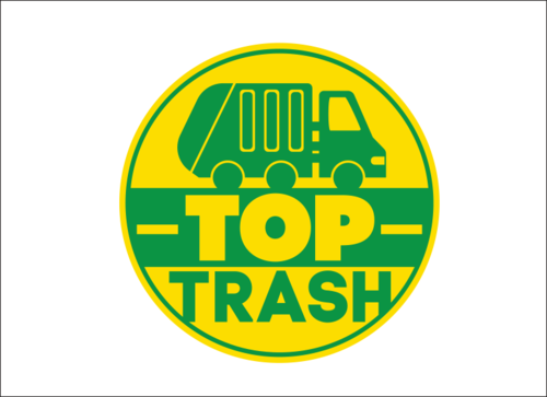 TOP Trash A Logo, Monogram, or Icon  Draft # 382 by UniekDesign