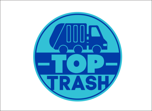 TOP Trash A Logo, Monogram, or Icon  Draft # 383 by UniekDesign