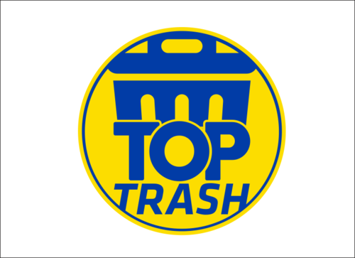 TOP Trash A Logo, Monogram, or Icon  Draft # 388 by UniekDesign