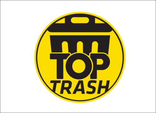 TOP Trash A Logo, Monogram, or Icon  Draft # 389 by UniekDesign