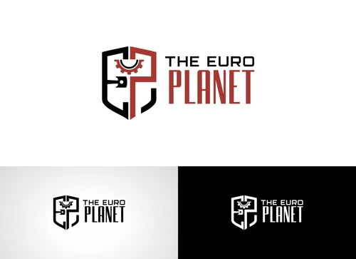 The Euro Planet A Logo, Monogram, or Icon  Draft # 70 by Adwebicon