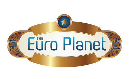 The Euro Planet A Logo, Monogram, or Icon  Draft # 71 by logodesignservices