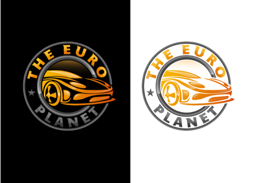 The Euro Planet A Logo, Monogram, or Icon  Draft # 79 by designviktor