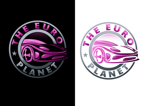 The Euro Planet A Logo, Monogram, or Icon  Draft # 80 by designviktor