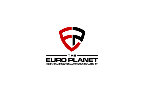 The Euro Planet A Logo, Monogram, or Icon  Draft # 88 by LADYart
