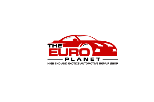 The Euro Planet A Logo, Monogram, or Icon  Draft # 91 by LADYart