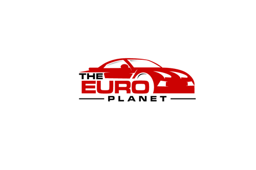 The Euro Planet A Logo, Monogram, or Icon  Draft # 92 by LADYart