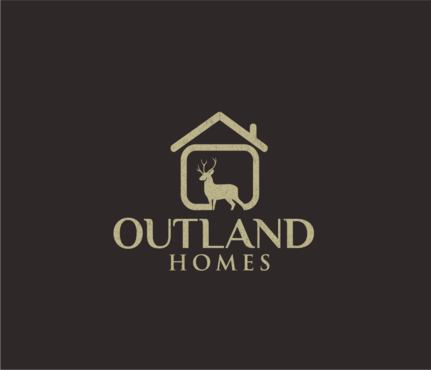 OutLand homes  A Logo, Monogram, or Icon  Draft # 37 by topazz