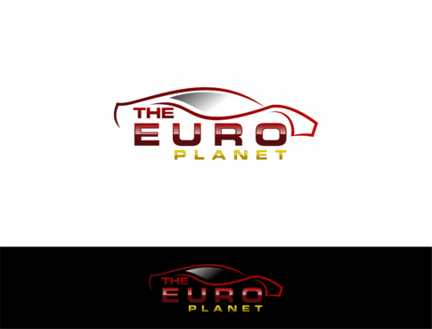The Euro Planet A Logo, Monogram, or Icon  Draft # 102 by HandsomeRomeo