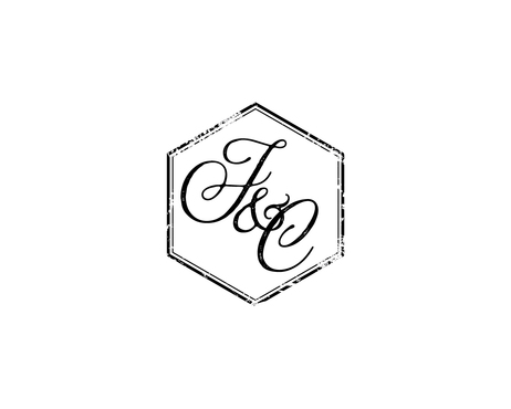 J & C A Logo, Monogram, or Icon  Draft # 163 by eche24