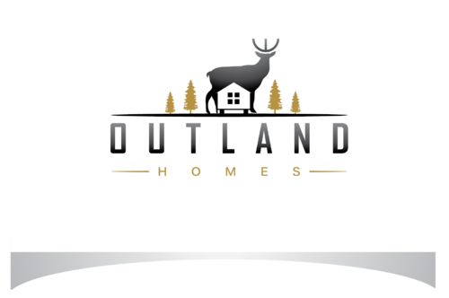 OutLand homes  A Logo, Monogram, or Icon  Draft # 55 by bloomingbud